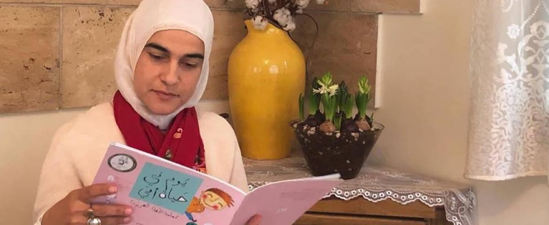 توصية المربّية حنان أبو جارور: اقرأوا