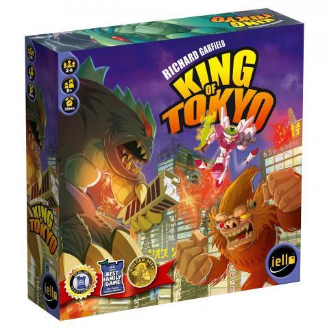 ملك طوكيو: كل الوحوش تحاول تدمير المدينة