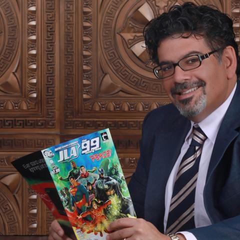 99 بطلًا خارقًا يجتاحون العالم الإسلاميّ!