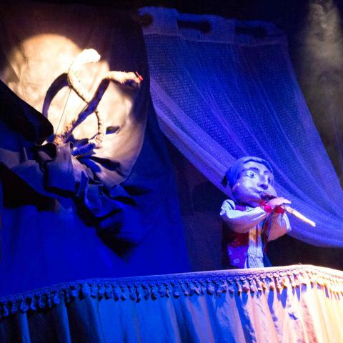 مسرح الأطفال في فلسطين: أزمات وإصرار!