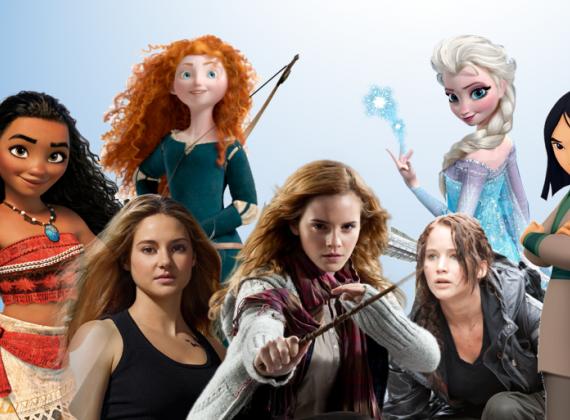 الفتاة الخارقة: أقوى الفتيات في الأدب والسينما للأطفال والفتيان