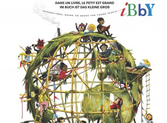 الصغير، عملاق في الكتاب - يوم كتاب الطفل العالمي