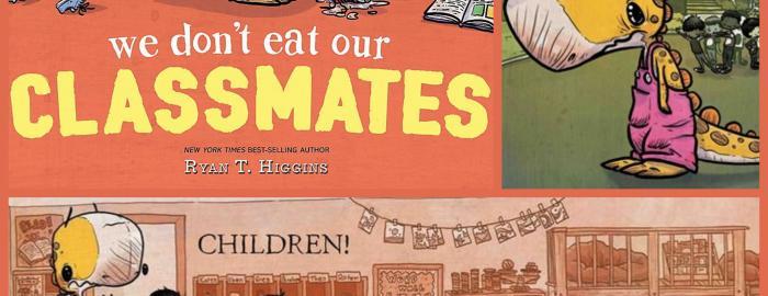 توصية # 91 - نحن لا نأكل زملاءنا في الصف