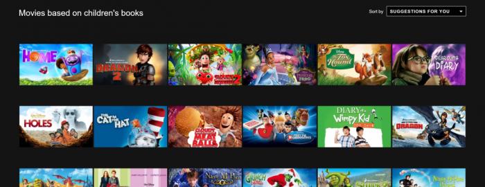 أفضل 10 أفلام أطفال متوفرة على شبكة نيتفليكس