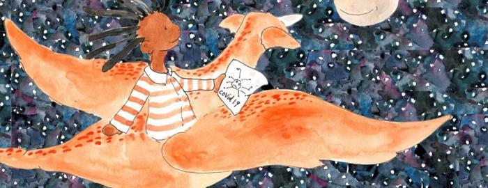 اسقاطات فايروس كورونا على إصدار أدب الأطفال العالميّ